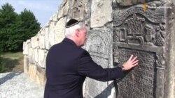 У Рава-Руській на Львівщині відкрили меморіал жертвам Голокосту