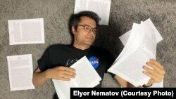 Эльер Нематов.