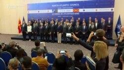 Столтенберг: Северна Македонија има столче на масата на НАТО