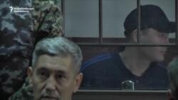 Kazakh Gunman Given Death Sentence For 'Terrorist' Attack