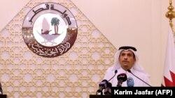د قطر د بهرنیو چارو وزیر وايي، که افغانستان کې حالات خرابېږي نو ګاونډیان به یې هم اغېزمن شي - انځور له ارشیفه