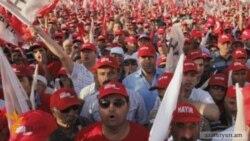 Նոր իրավիճակ հայ - թուրքական հարցու՞մ
