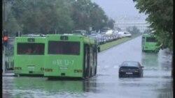 Патоп у Менску. 4 чэрвеня