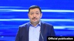 Женишбек Байгуттиев.