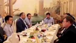 Татарстан мөфтие журналистлар белән ифтар уздырды