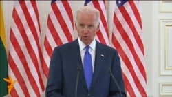 Biden Says Russia On 'Dark Path' To Isolation