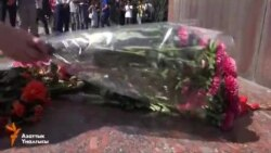 Бишкек: Өрт курмандыктары эскерилди