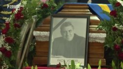 Kosovar Soccer Legend Buried After Sudden Death
