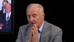 Бурбуліс: Лукашэнка ня сам па сабе існуе ў новай гісторыі Беларусі