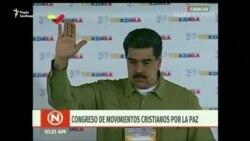 «Молитесь за меня» – Мадуро венесуэльцам (видео)