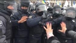 Ukrainian Entrepreneurs Protest Coronavirus Restrictions