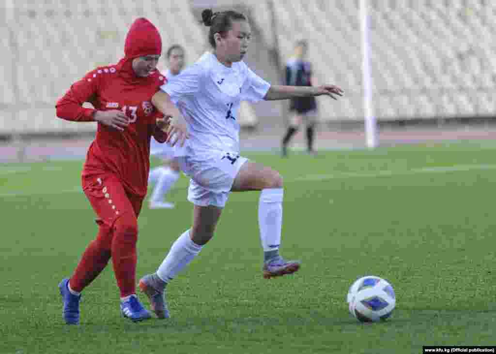 Борбор азиялык футбол ассоциациясынын чемпионаты Тажикстандын борбору Дүйшөмбү шаарында 11-июнда башталган.
