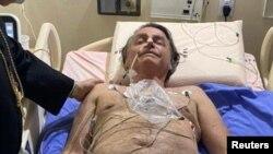 Brasilia- Prasident Jair Bolsonaro