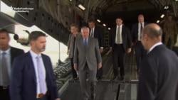 Tillerson Pays Surprise Visit To Afghanistan