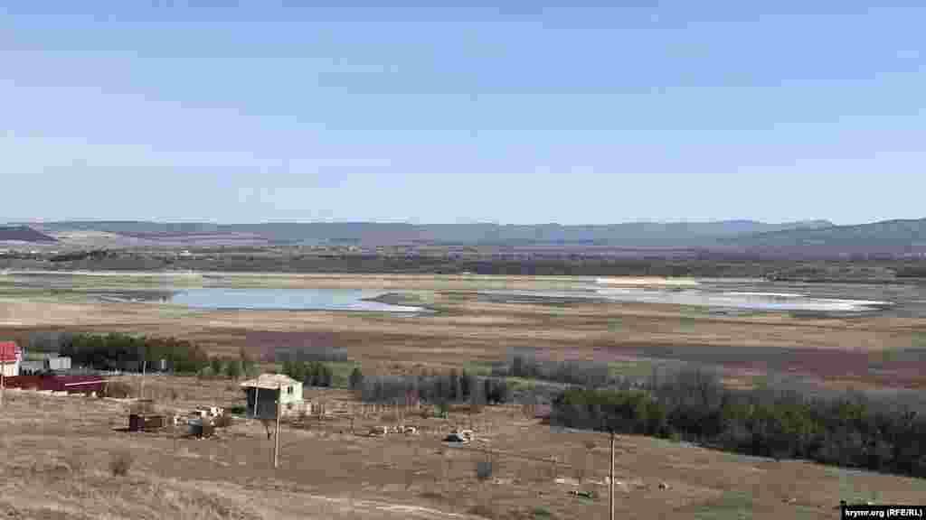 Тайганське водосховище наближається до позначки «мертвий об'єм», 12 березня 2021 року. Станом на 19 березня, на такій позначці перебувають Сімферопольське і Загірське водосховища. Це означає, що брати звідти воду для постачання населення вже неможливо