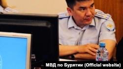 Полковник МВД Андрей Бардаханов