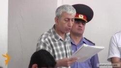 Շանթի ուղերձը՝ Տարոն Մարգարյանին