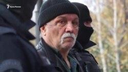 Как силовики задержали крымскотатарских активистов в Симферополе (видео)
