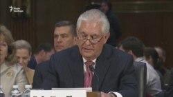 Росія повинна бути притягнута до відповідальності за свої дії – Рекс Тіллерсон (відео)