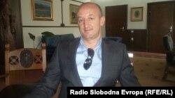 Никола Бакрачески, градоначалник на Охрид.