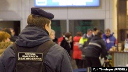 В последнее время в московском аэропорту «Домодедово» усилен надзор. 2f1ca77c90f