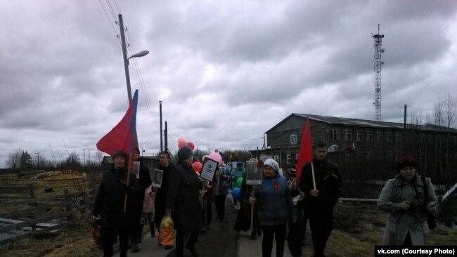 Несьмяротны полк у Літвіне