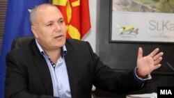 Заменик-министерот за земјоделие Зоран Коњановски.