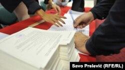 Do 9 časova glasalo je 6,5 odsto birača, odnosno 34.500 građana