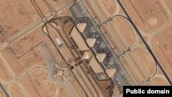 فرودگاه ملک خالد در شمال ریاض