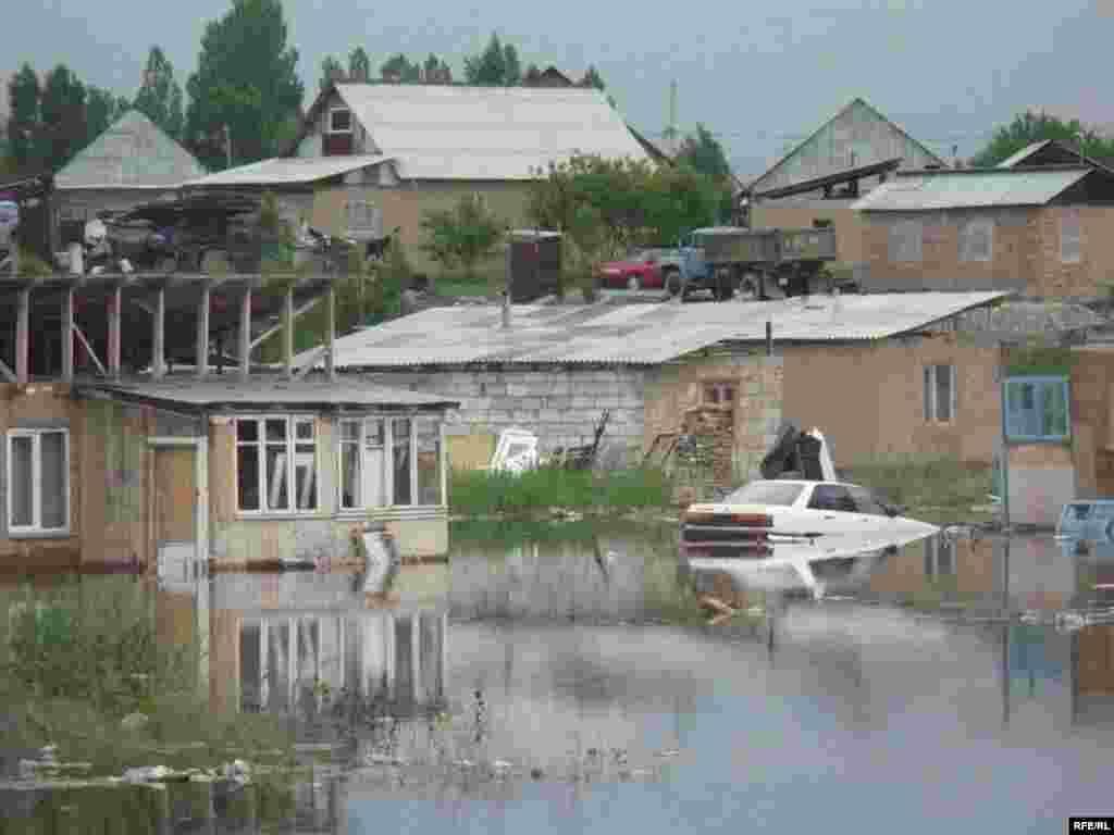 Разрушительное наводнение в Шаныраке #21