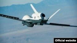 Triton drone, US