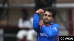 Rashid Khan Afghanistan cricket player