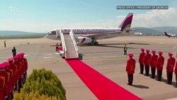 Президент Армении в Тбилиси
