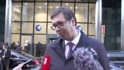 Vučić i Tači o Trampovom pismu