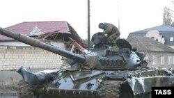 В Унцукульском районе развернуты силы МВД Дагестана, внутренних войск, сводных отрядов милиции из нескольких регионов Южного федерального округа