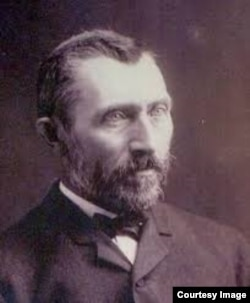 Holland rəssamı Van Goghun sağlığında çəkilmiş nadir fotolarından biri.