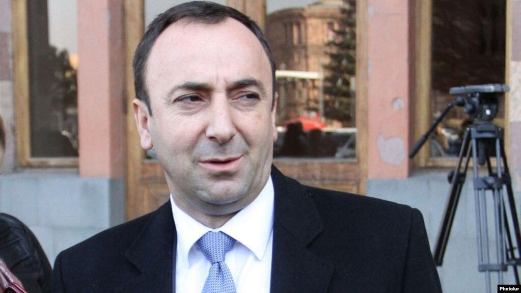Грайр Товмасян не намерен подавать в отставку с поста главы КС