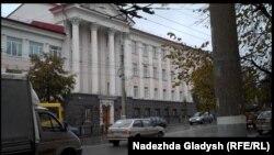 Здание Управления ФСБ по Удмуртской Республике