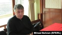 Faruk Kajtaz, foto: Mirsad Behram