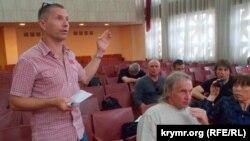 Общественные слушания в Севастополе, 20 мая 2019 год