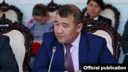 Бекболот Алиев.