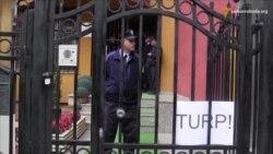 У Приштині мітингують за звільнення затриманого у Словенії політика