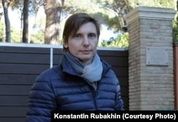 Константин Рубахин