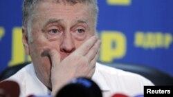 Владимир Жириновский, раиси Ҳизби либерал-демократи Русия