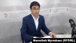 Майрамбек Тагаев.