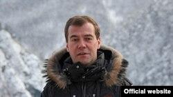 Видеоблоггер Дмитрий Медведев