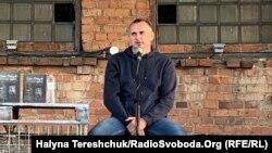 Презентація книжок Олега Сенцова, Львів, 8 вересня 2020 року