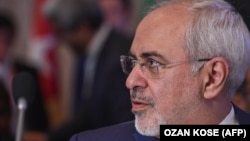 Iranian Minister of Foreign Affairs Mohammad Javad Zarif (file photo)
