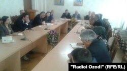 Баҳси адабиёти кӯдакон дар Душанбе. 12-уми марти 2019