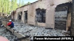 Homes, Schools Destroyed After Worst Violence In Decades On Kyrgyz-Tajik Border